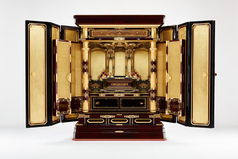 伝統仏壇|Traditional